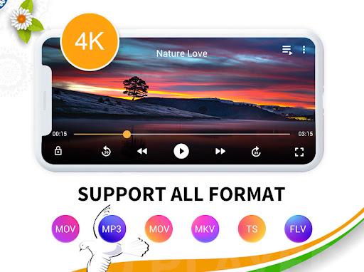 Tik Tik Video Player  screenshots 2