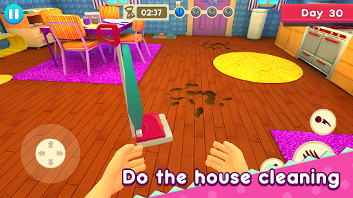 Mother Simulator: Happy Virtual Family Life Apkfinish screenshots 5