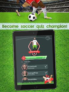 The soccer quiz