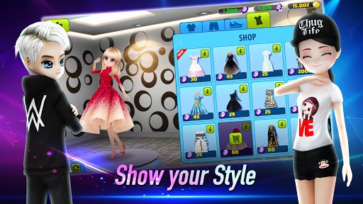 AVATAR MUSIK - Music and Dance Game 1.0.1 Screenshots 3