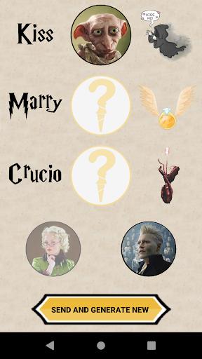Kiss Marry Crucio Harry 1.5 Screenshots 4