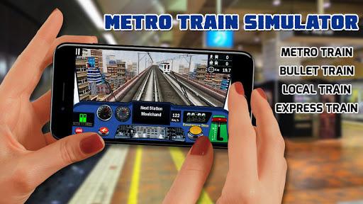 Indian Metro Train Simulator 1.15 screenshots 1