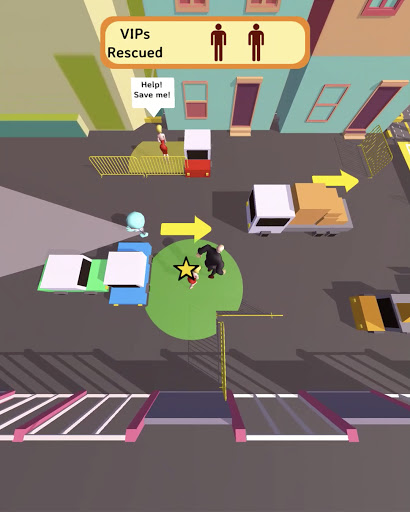 VIP Rescue - Free VIP Rescue Action Arcade Game 1.0.3 screenshots 1