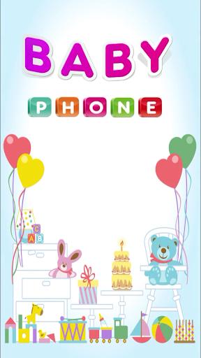 Baby Phone for kids 1.6 screenshots 1
