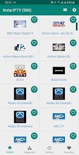 Insta IPTV MOD APK (Premium) 1