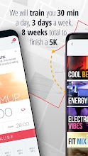 C25K® - 5K Running Trainer screenshot thumbnail
