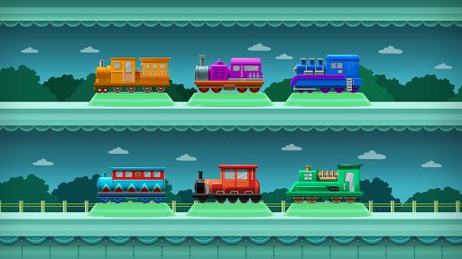 Train Builder - Train simulator & driving Games 1.1.4 screenshots 2