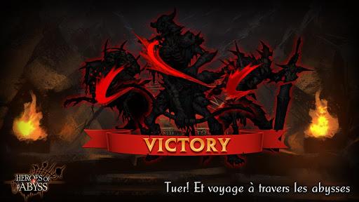 Télécharger Heroes of Abyss apk mod screenshots 5