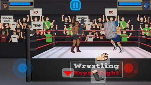 Wrestling Royal Fight APK MOD (Astuce) screenshots 3