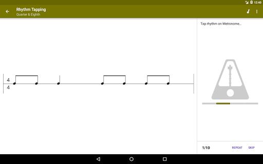 Perfect Ear - Music Theory, Ear & Rhythm Training 3.8.56 Screenshots 12