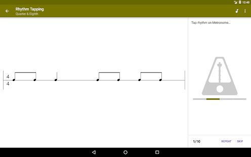 Perfect Ear - Music Theory, Ear & Rhythm Training 3.9.8 Screenshots 20