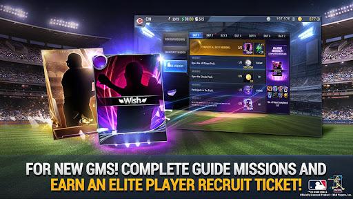 MLB 9 Innings GM  screenshots 7