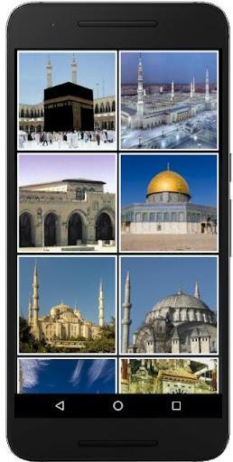 Islamic Arts Jigsaw ,  Slide Puzzle and 2048 Game  screenshots 24