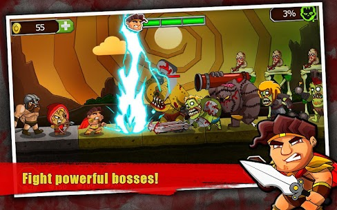 Legend vs Zombies MOD Apk 5 (Unlocked) 1