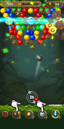 Bubble Shooter: Jungle POP 1.1.0 screenshots 11