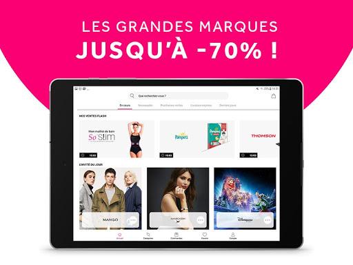 Showroomprivu00e9 : ventes privu00e9es de grandes marques  Screenshots 9