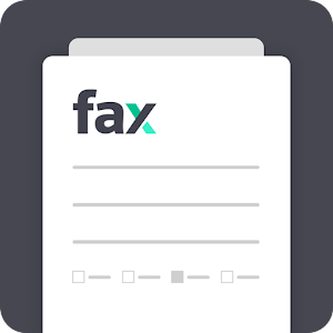 Fax App Send fax from phone receive fax for free 4.1 by Amplify logo
