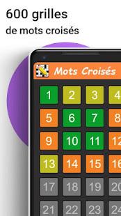 Mots Croisés en Français 1.8.0 screenshots 1