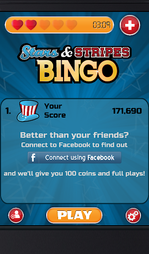 Stars and Stripes Bingo: FREE For PC Windows (7, 8, 10, 10X) & Mac Computer Image Number- 15
