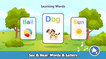 ABC Kids Games - Phonics to Learn alphabet Letters