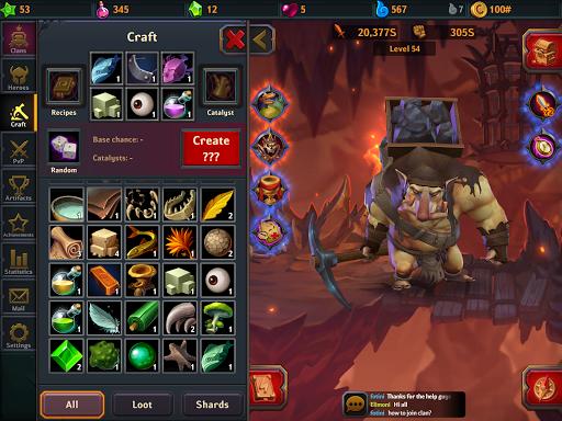 Dungeon Crusher: Soul Hunters  screenshots 13