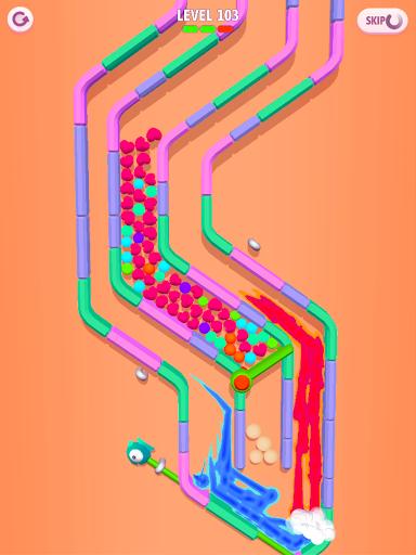 Pin Balls UP - Physics Puzzle Game  screenshots 23