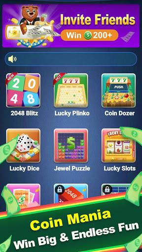 Coin Mania - win huge rewards everyday  screenshots 15