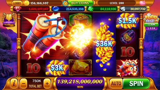 Golden Casino: Free Slot Machines & Casino Games Apkfinish screenshots 7