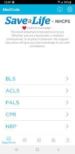 MediCode: ACLS, BLS & PALS