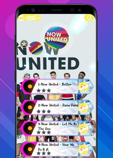 Now United dancing hop 2020  Screenshots 1