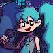 My Cute Singer: Miku Character Test Concert