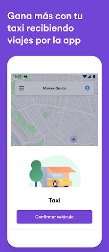 Cabify Drivers - App para conductores apktram screenshots 2