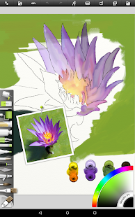 ArtRage: Draw, Paint, Create Screenshot