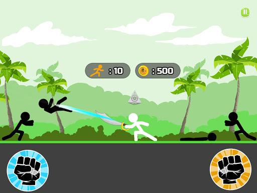 Stickman Fighter Epic Battle 2  screenshots 17