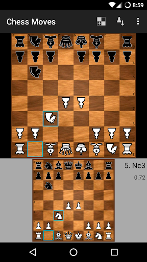 Chess Moves ♟ Free chess game  screenshots 1