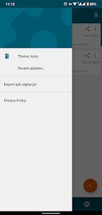 apk-signer Mod Apk 6.0.2 (Pro Features Unlocked) 5