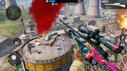 Critical Cover Strike Action: Offline Team Shooter 1.13 screenshots 19