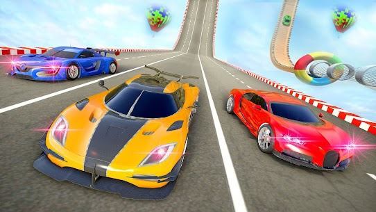 Ramp Car Stunts 3D- Mega Ramp Stunt Car Games 2021 1
