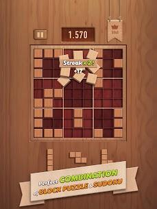 Woody 99 – Sudoku Block Puzzle – Free Mind Games 7