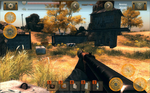 The Sun Evaluation: Post-apocalypse action shooter 2.4.4 pic 1