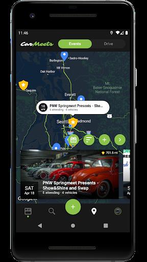 CarMeets - The Ultimate Car Enthusiast App  Screenshots 3