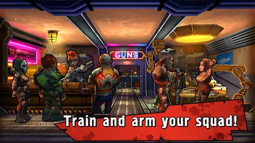 Shelter Waruff0dsurvival games in the Last City bunker  screenshots 11