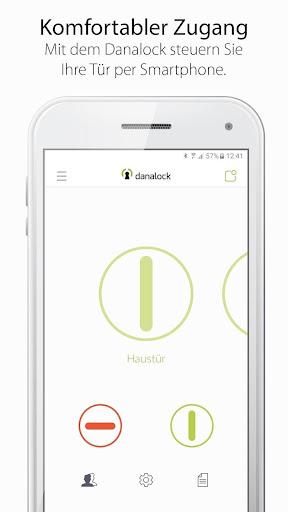 smartlock.de Danalock App 1.92 screenshots 1
