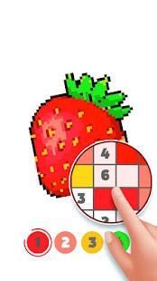 Pixel Art Coloring Book Sandbox & Color by Number