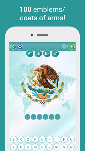 Geography Quiz - flags, maps & coats of arms 1.5.9 screenshots 3