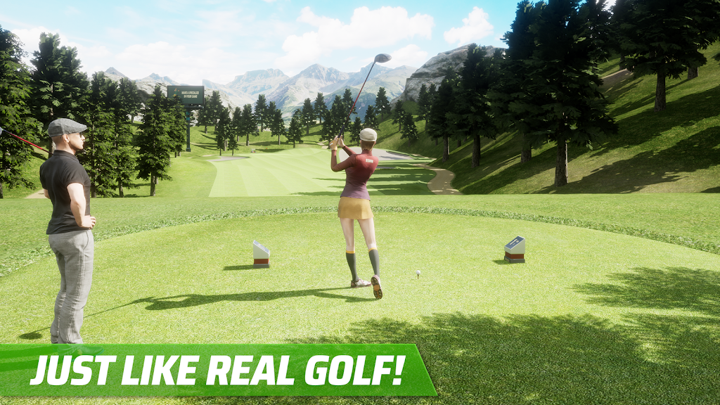 Golf King - World Tour poster 0