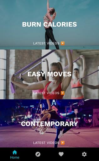 Dance Workout for Weight Loss screenshot 1