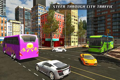 Bus Simulator 2021: Bus Games screenshots 6