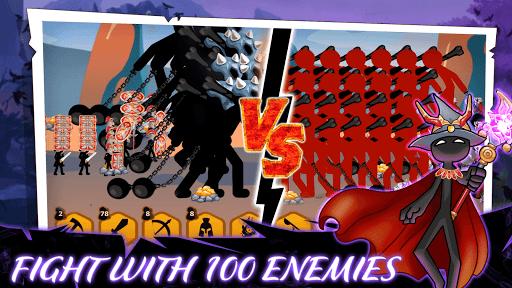 Stickman Battle 2: Empires War  screenshots 11