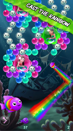 Bubble Fins - Bubble Shooter 5.4.2 screenshots 4